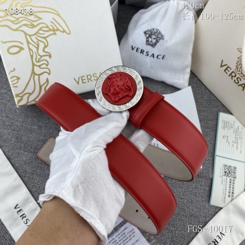 Replica Versace AAA Belts #889919 $68.00 USD for Wholesale