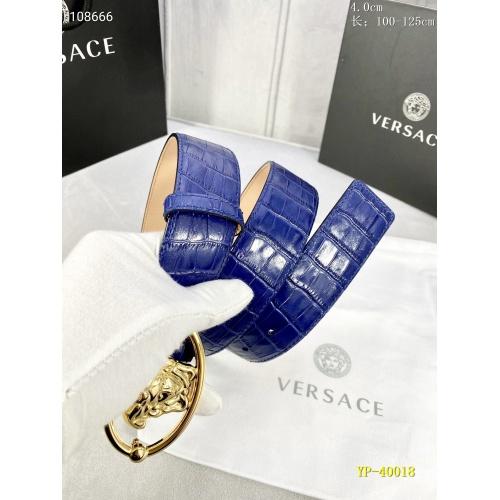 Replica Versace AAA Belts #889928 $72.00 USD for Wholesale