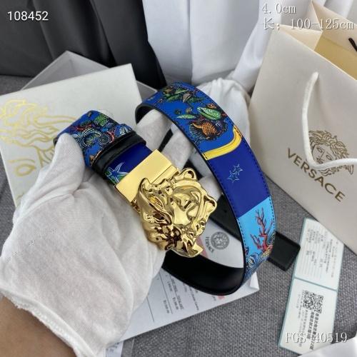 Versace AAA Belts #889929 $76.00 USD, Wholesale Replica Versace AAA+ Belts