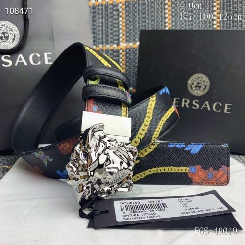 Replica Versace AAA Belts #889935 $76.00 USD for Wholesale