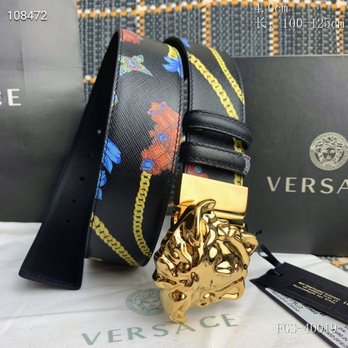 Replica Versace AAA Belts #889936 $76.00 USD for Wholesale