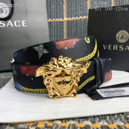 Versace AAA Belts #889938 $76.00 USD, Wholesale Replica Versace AAA+ Belts