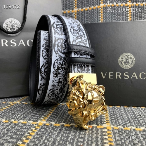 Replica Versace AAA Belts #889939 $76.00 USD for Wholesale