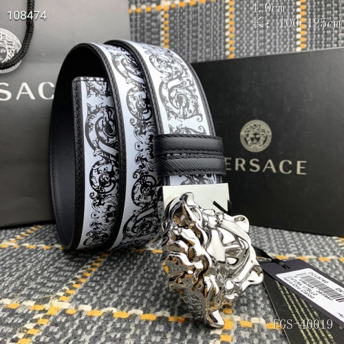 Replica Versace AAA Belts #889940 $76.00 USD for Wholesale