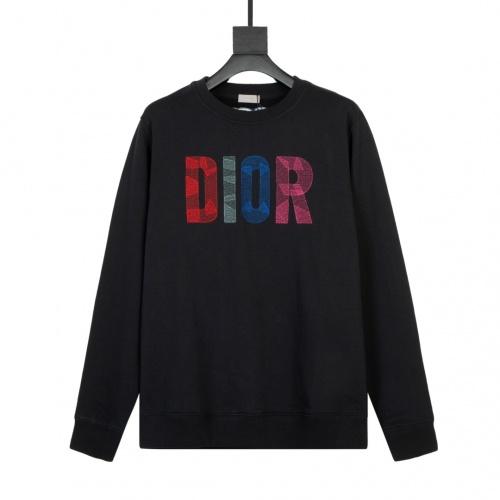 Christian Dior Hoodies Long Sleeved For Men #890135