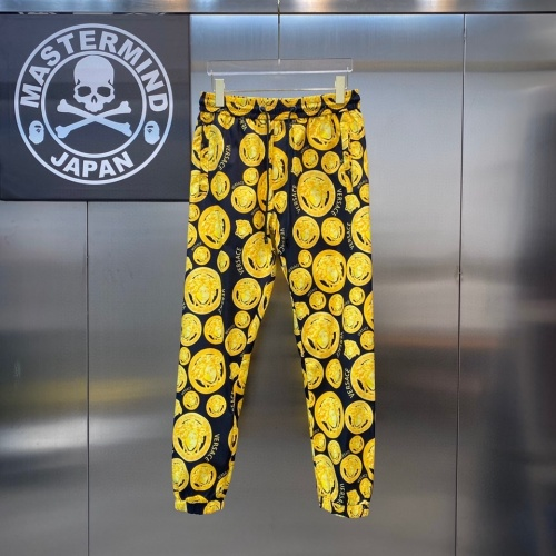Replica Versace Tracksuits Long Sleeved For Men #890141 $78.00 USD for Wholesale