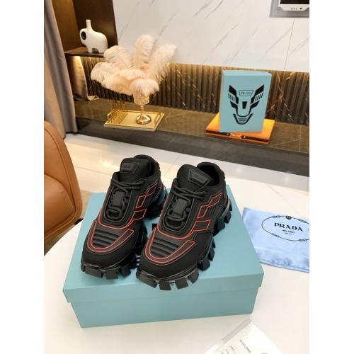 Prada Casual Shoes For Women #890396