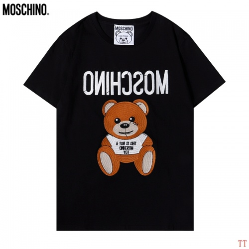 Moschino T-Shirts Short Sleeved For Men #890423