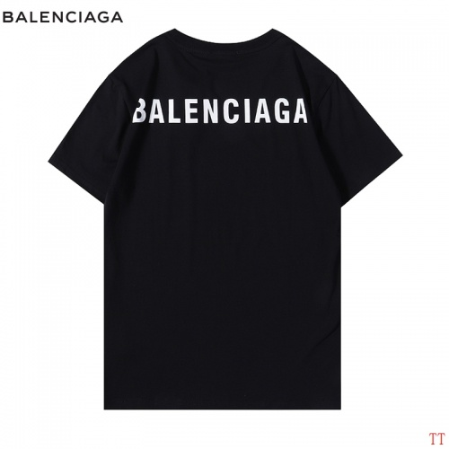 Balenciaga T-Shirts Short Sleeved For Men #890440