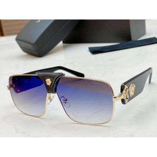 Versace AAA Quality Sunglasses #890458 $48.00 USD, Wholesale Replica Versace AAA+ Sunglasses