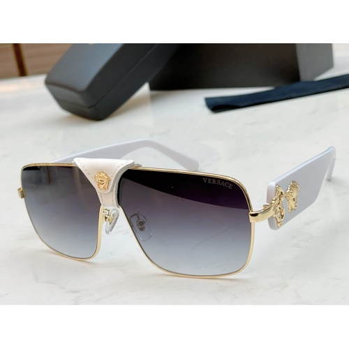 Versace AAA Quality Sunglasses #890460 $48.00 USD, Wholesale Replica Versace AAA+ Sunglasses