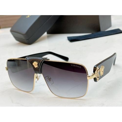 Versace AAA Quality Sunglasses #890462 $48.00 USD, Wholesale Replica Versace AAA+ Sunglasses