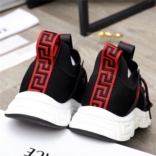 Replica Versace Casual Shoes For Men #890567 $76.00 USD for Wholesale