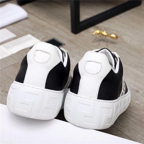 Replica Versace Casual Shoes For Men #890570 $100.00 USD for Wholesale