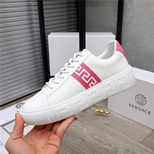 Replica Versace Casual Shoes For Men #890571 $100.00 USD for Wholesale