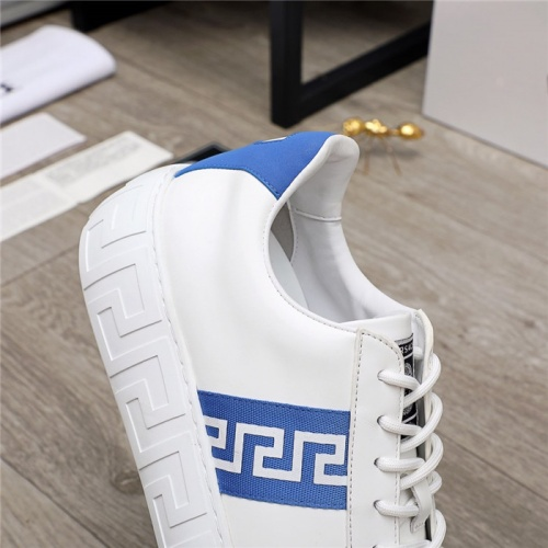 Replica Versace Casual Shoes For Men #890573 $100.00 USD for Wholesale