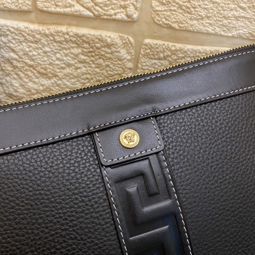 Replica Versace AAA Man Wallets #890617 $58.00 USD for Wholesale