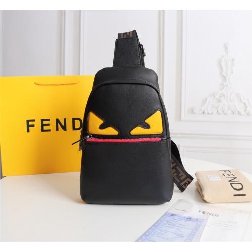 Fendi AAA Man Messenger Bags #890619
