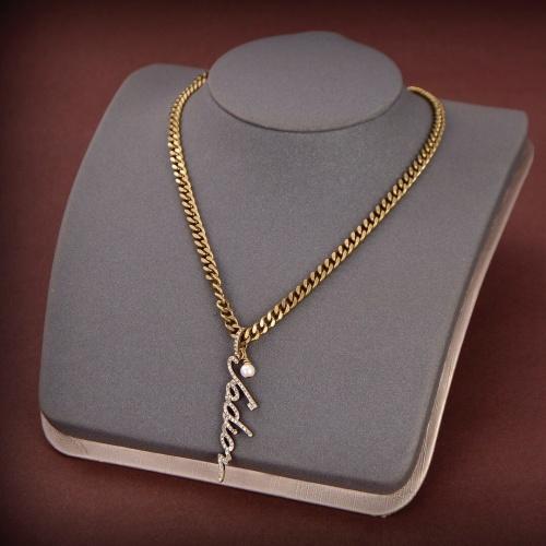 Christian Dior Necklace #890795 $32.00 USD, Wholesale Replica Christian Dior Necklace