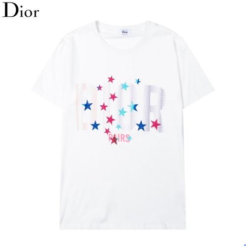 Christian Dior T-Shirts Short Sleeved For Men #890929