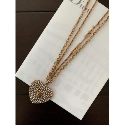 Christian Dior Necklace #890979 $39.00 USD, Wholesale Replica Christian Dior Necklace
