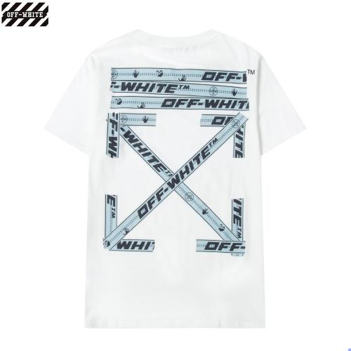 Off-White T-Shirts Short Sleeved For Men #891013