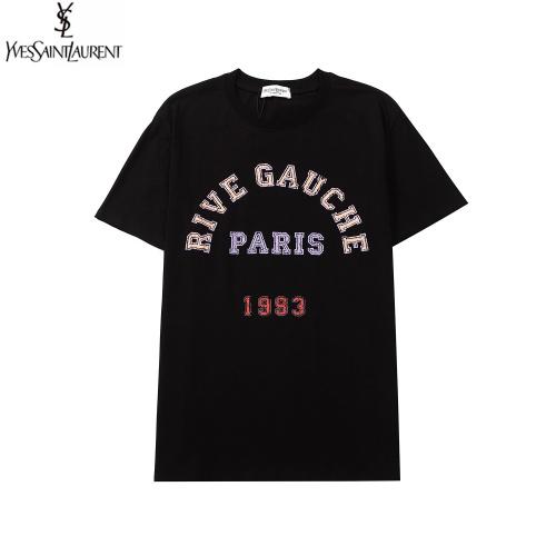 Yves Saint Laurent YSL T-shirts Short Sleeved For Men #891030