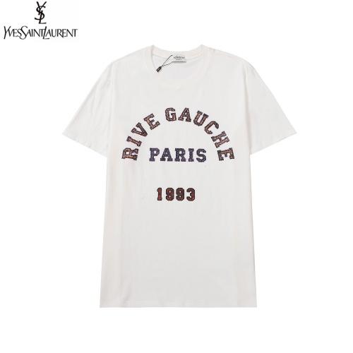 Yves Saint Laurent YSL T-shirts Short Sleeved For Men #891031