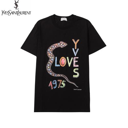 Yves Saint Laurent YSL T-shirts Short Sleeved For Men #891033