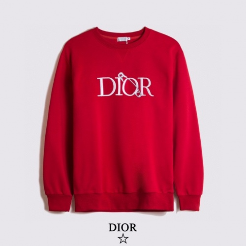 Christian Dior Hoodies Long Sleeved For Men #891055