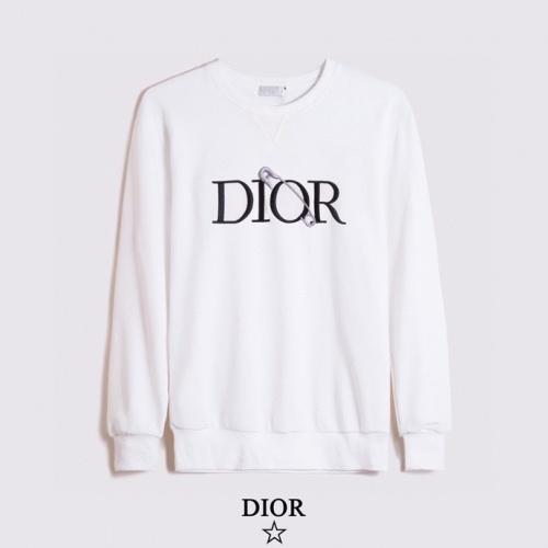 Christian Dior Hoodies Long Sleeved For Men #891057 $40.00 USD, Wholesale Replica Christian Dior Hoodies