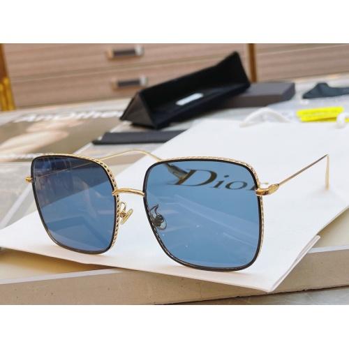 Christian Dior AAA Quality Sunglasses #891099 $58.00 USD, Wholesale Replica Christian Dior AAA Quality Sunglasses