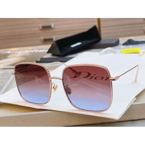Christian Dior AAA Quality Sunglasses #891100 $58.00 USD, Wholesale Replica Christian Dior AAA Quality Sunglasses
