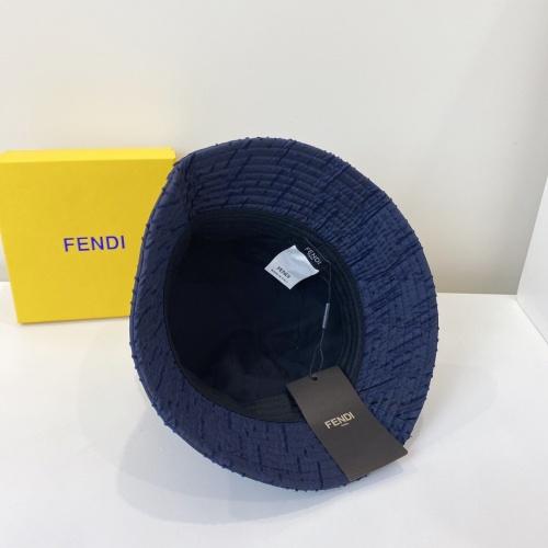 Replica Fendi Caps #891111 $29.00 USD for Wholesale