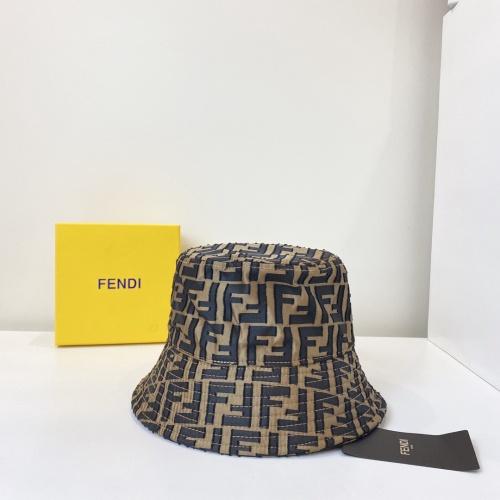Replica Fendi Caps #891112 $29.00 USD for Wholesale