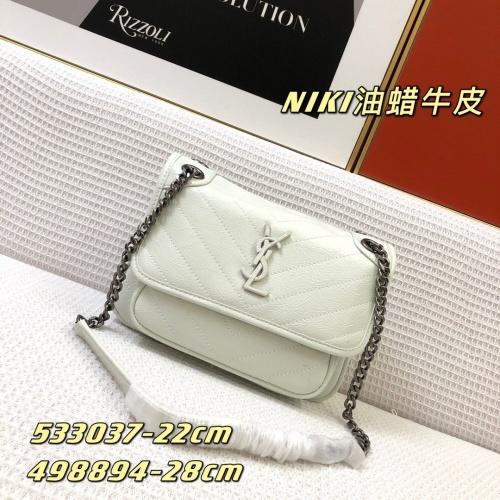 Yves Saint Laurent YSL AAA Messenger Bags For Women #891297