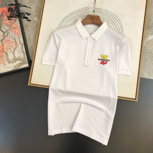 Burberry T-Shirts Short Sleeved For Men #891342