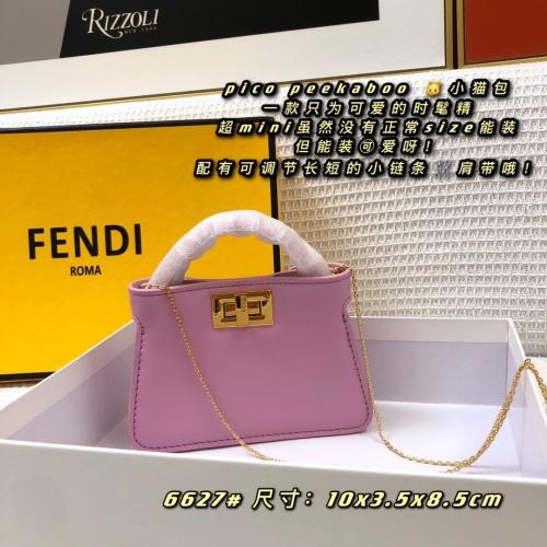 Fendi AAA Messenger Bags For Women #891459