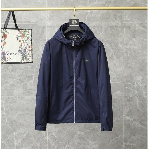 Christian Dior Jackets Long Sleeved For Men #891653