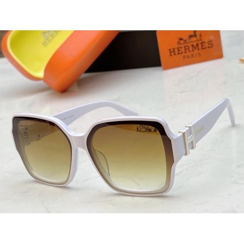 Hermes AAA Quality Sunglasses #891660