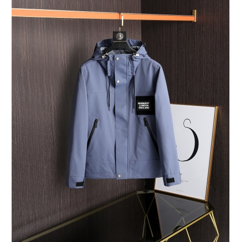 Burberry Jackets Long Sleeved For Men #891684