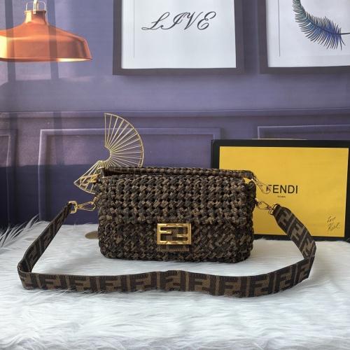 Fendi AAA Messenger Bags For Women #891910