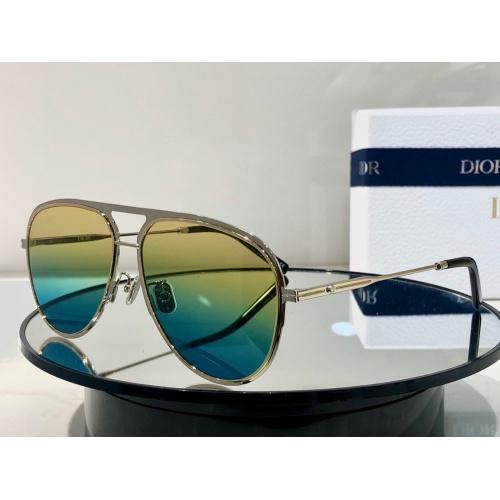 Christian Dior AAA Quality Sunglasses #892083