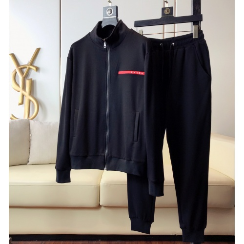 Prada Tracksuits Long Sleeved For Men #892141
