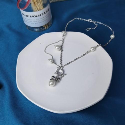 Christian Dior Necklace #892401 $39.00 USD, Wholesale Replica Christian Dior Necklace