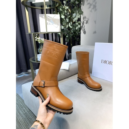 Christian Dior Boots For Women #892471