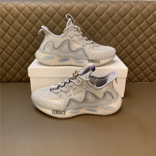 Versace Casual Shoes For Men #892530