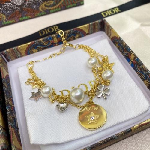 Christian Dior Bracelets #892805 $34.00 USD, Wholesale Replica Christian Dior Bracelets