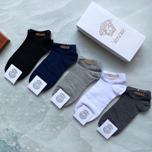 Versace Socks #892840