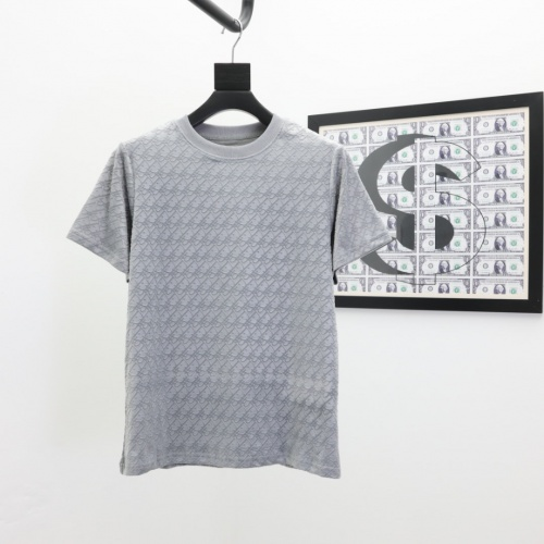 Christian Dior T-Shirts Short Sleeved For Unisex #892855